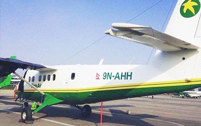 Small Plane with 21 People on board goes missing in Nepal