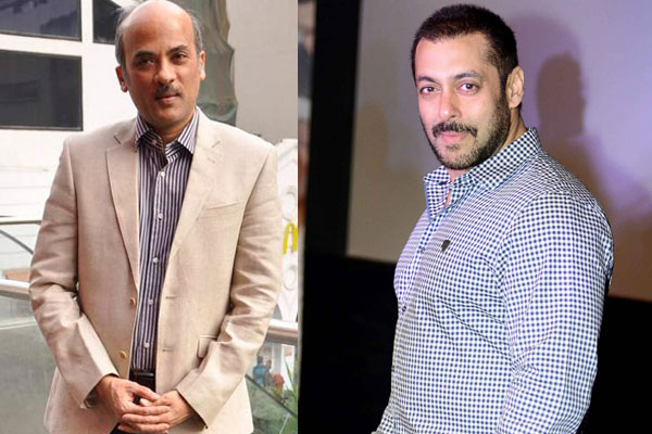 Sooraj Barjatya-Salman Khan To Team Up Again