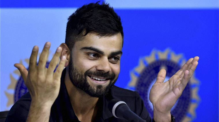 Virat spends His Day With The Most Beautiful Woman In The World
