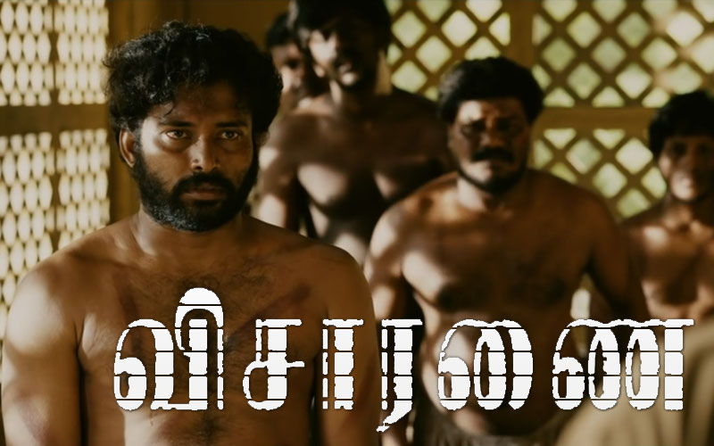 Visaranai Tamil Movie Review And Rating First Day Collections