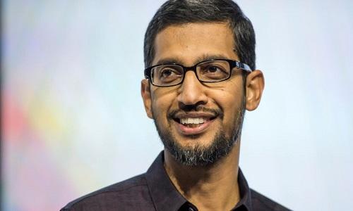 Google CEO Sundar Pichai