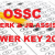 OSSC Jr Clerk & Jr Assistant Answer Key 2016| Download Here With Expected Cut Off Marks