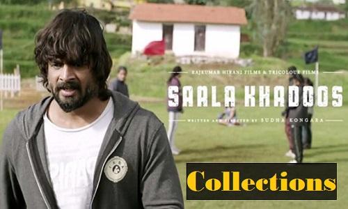 Saala Khadoos Movie Collections