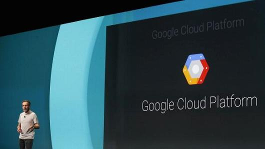 Apple Signs Up To Google Cloud Services
