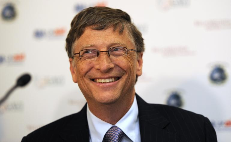 Bill Gates tops list of world's richest for 17th time with a $75B fortune