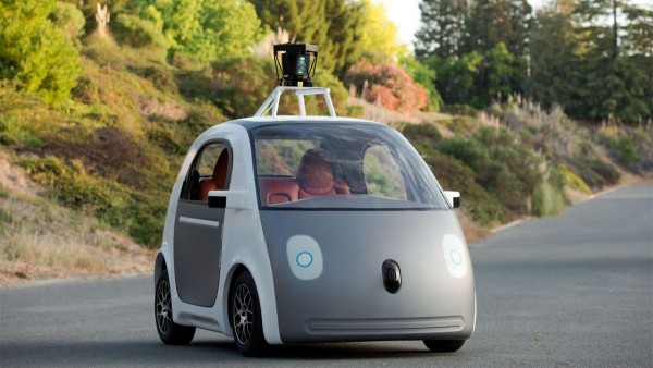 Google's self-driving car hits municipal bus in California