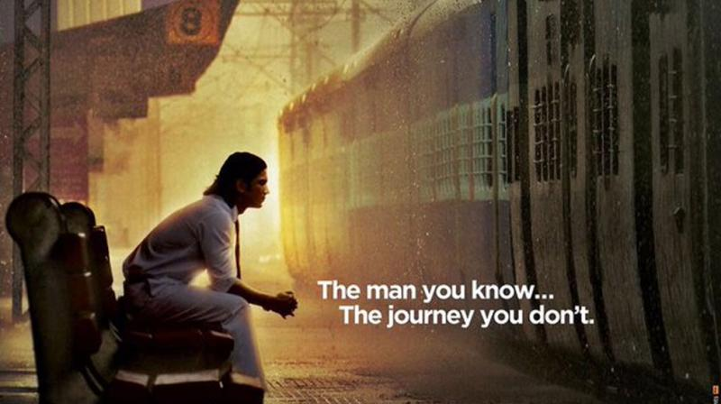 M.S. Dhoni -The Untold Story Teaser Poster Released