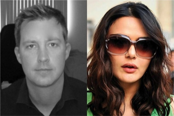 Preity Zinta gets married to Gene Goodenough in Los Angeles
