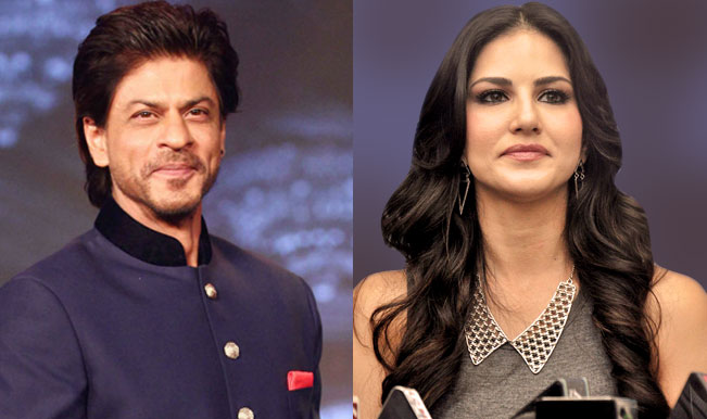 Shah Rukh Khan to shake a leg With Sunny Leone for Laila O Laila Song