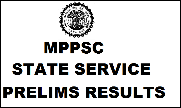 MPPSC State Service Pre Exam Results 2016| Check Shortlisted Candidates For Main Exam
