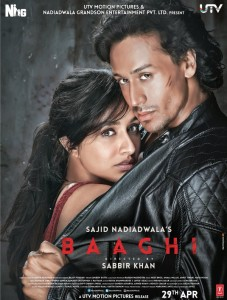 Baaghi Hindi Movie Review Rating (1)