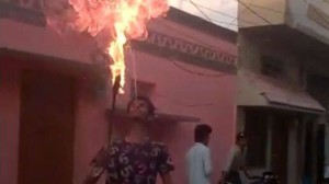 Hyderabad Teen Dies Performing Fire Stunts To Enter Television Show