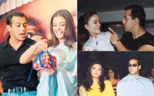 Aishwarya Rai - Unseen Pictures Of Salman Khan With His Ex-Girlfriends