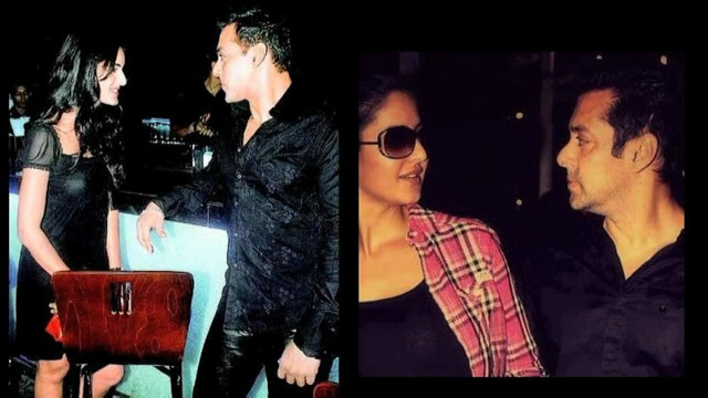 Katrina Kaif - Unseen Pictures Of Salman Khan With His Ex-Girlfriends (2)