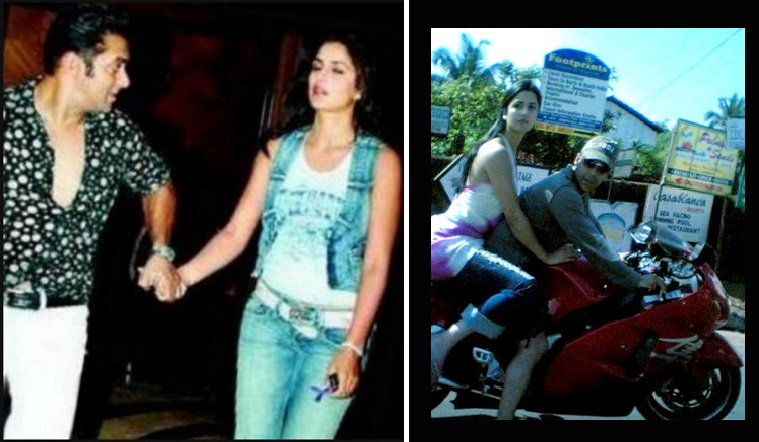 Katrina Kaif - Unseen Pictures Of Salman Khan With His Ex-Girlfriends