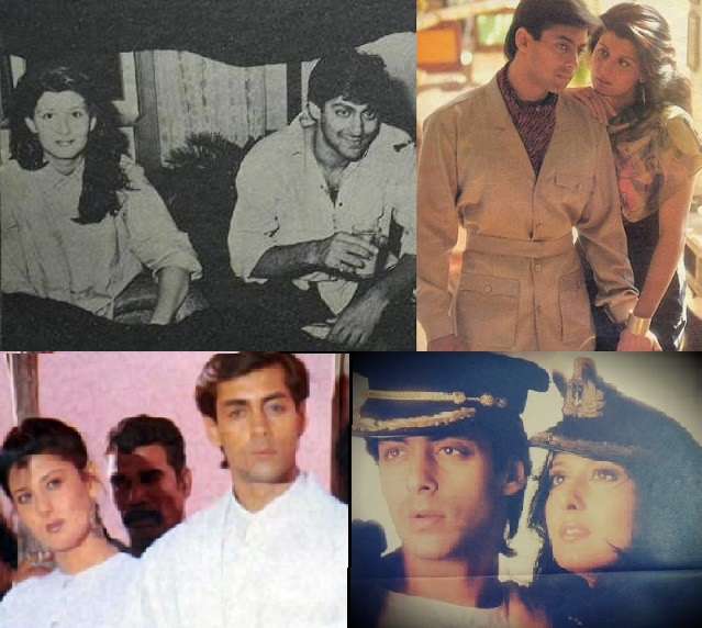 Sangeeta Bijlani - Unseen Pictures Of Salman Khan With His Ex-Girlfriends