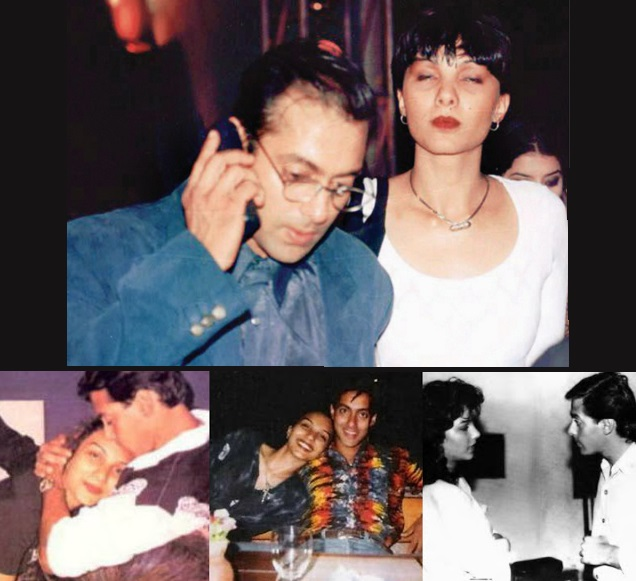 Somy ALi - Unseen Pictures Of Salman Khan With His Ex-Girlfriends
