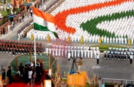 70th Independence Day Celebrations & Speech Live From The Red Fort India – DD National