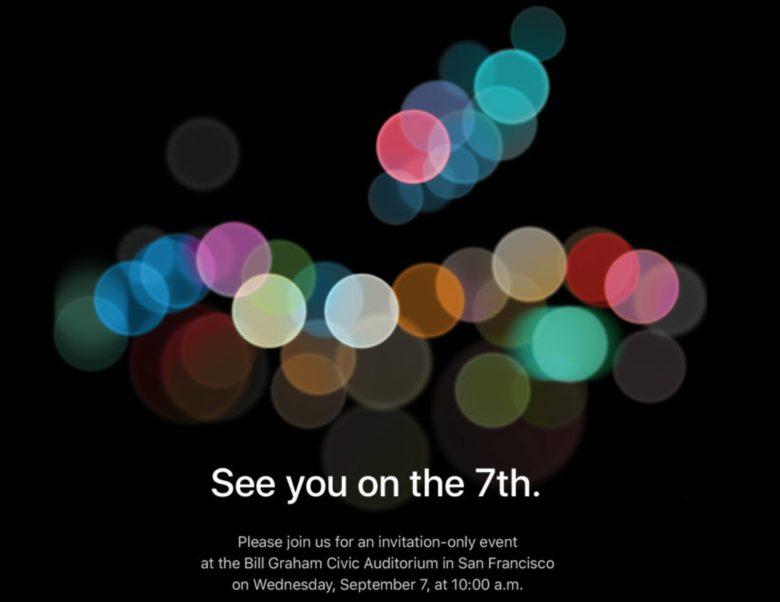 Apple iPhone 7 Live Stream