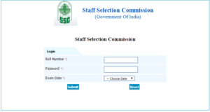 SSC CHSL Tier-1 2018 Answer Key Download – Check Question Paper Solutions & Key @ ssc.nic.in