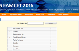 TS EAMCET 3 Results 2016 | Telangana EAMCET 3 Rank Card, Cut off Marks