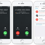 Truecaller is updated for iOS devices, able to avoid spam calls