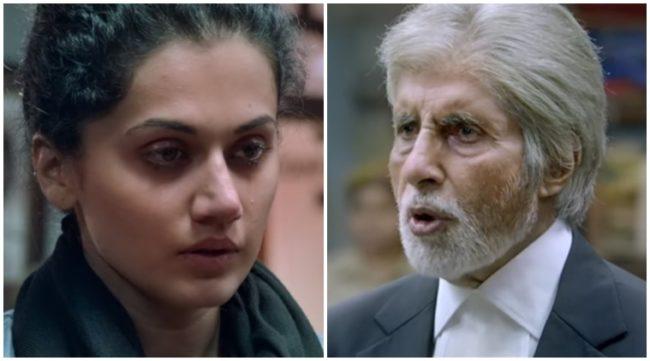 Pink Hindi Movie Review Rating, Story Plot, Public Talk – Amitabh Bachchan, Taapsee Pannu
