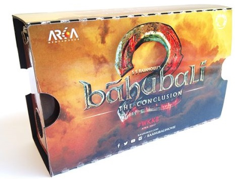 Baahubali VR Cardboard/Headset Online Buy inspired by Google Cardboard by Irusu