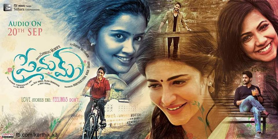 Premam Telugu Movie Review Rating