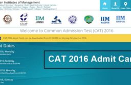 CAT 2016 Admit Card Download Delayed! To begin from 1.00 PM on Oct 24, 2016