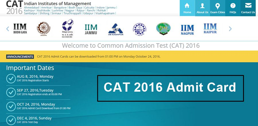 cat-2016-admit-card