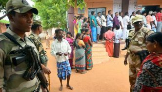 By-Election Live Updates : Tamil Nadu, Puducherry Counting begins in assembly constituencies
