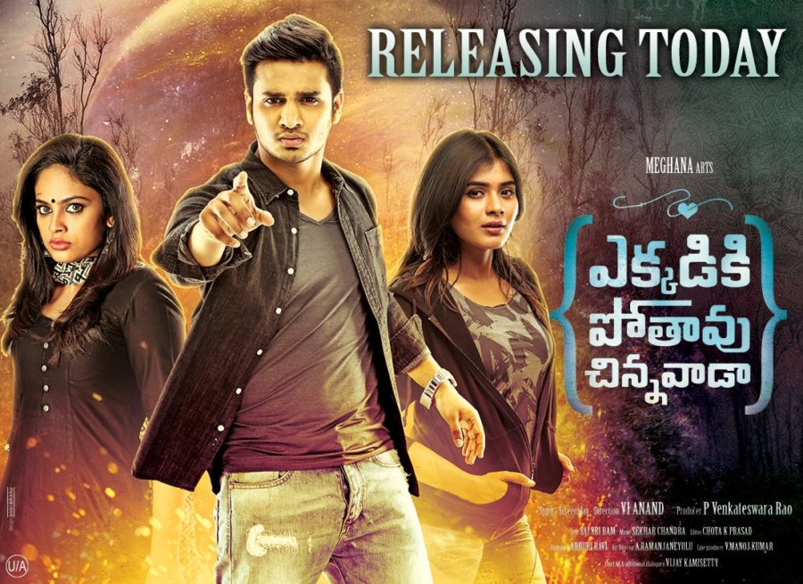 Ekkadiki Pothavu Chinnavada Movie Review, Rating, Box office Collection