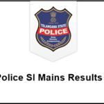 TS Police SI Mains Results 2016 Declared – Check Merit List, Marks & Final Key @ tslprb.in