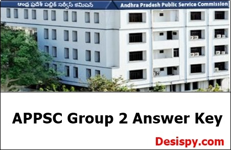 APPSC Group 2 exam 2017: Check answer keys at official website psc