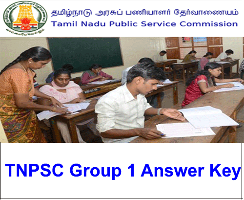 TNPSC-Group-1-Answer-Key