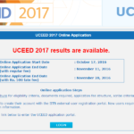 UCEED 2017 Results Released – Check Result, Score card, Rank list IIT Bombay Portal @ www.iitb.ac.in
