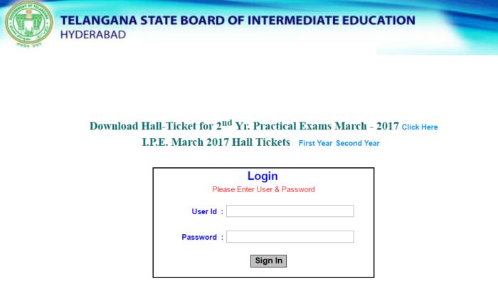 ts intermediate hall tickets 2017