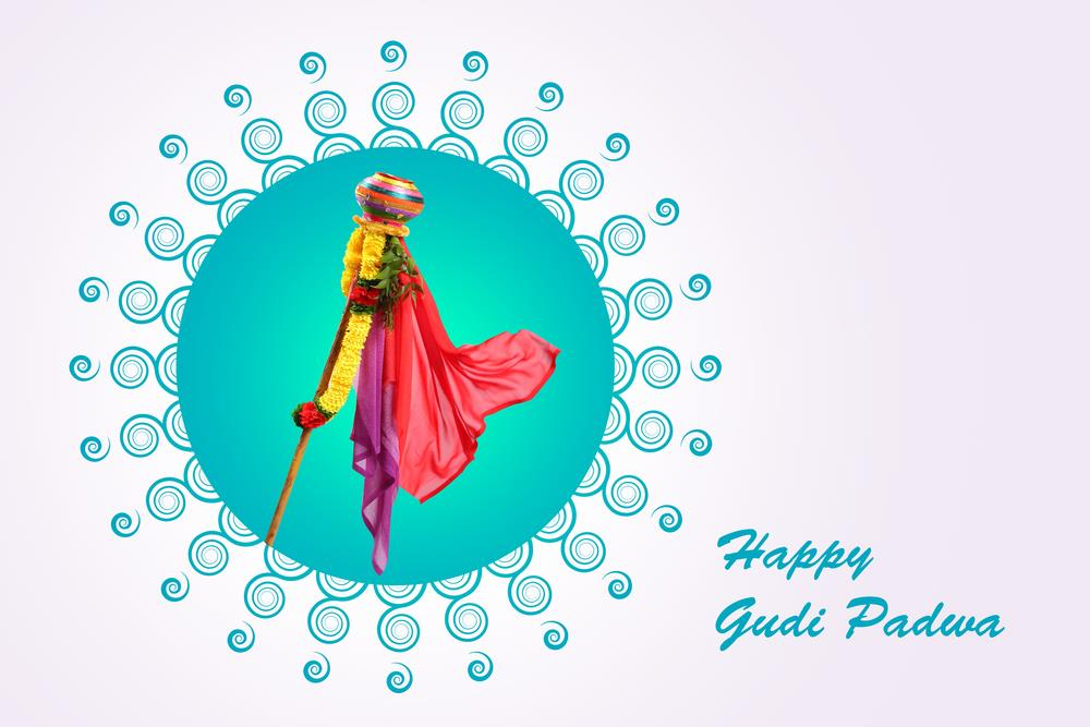 Happy gudi padwa images hd 2018 quotes wishes sms greetings in happy gudi padwa 2017 status wishes greetings in marathi the mahurat of gudi padwa will begin on 28th at 826 am to 29 march 544 m4hsunfo