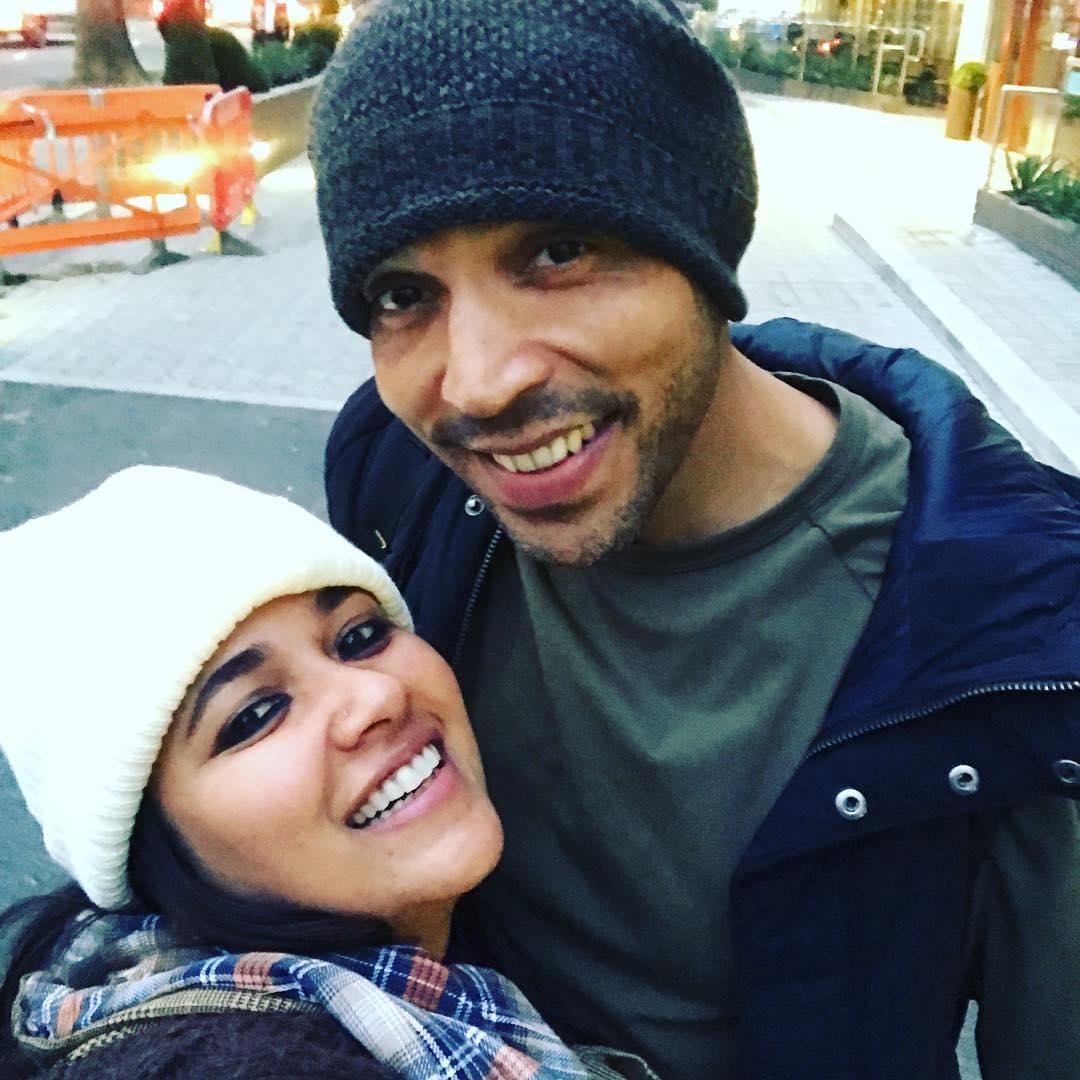 Popular TV actress Narayani Shastri got married