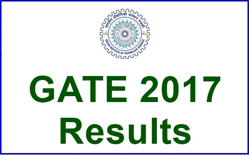 Gate Results: GATE 2017 Results Will Be Released In 5 Days Time I.e