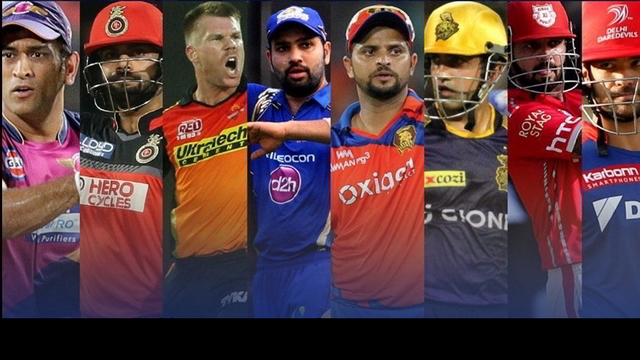 IPL 2017 Schedule, TV Listings, Complete Fixtures with Stadium & City Details