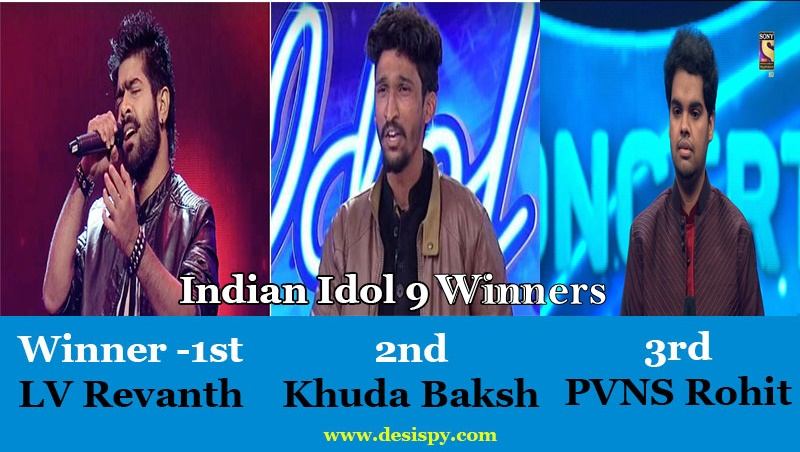 Indian-Idol-9-Winners