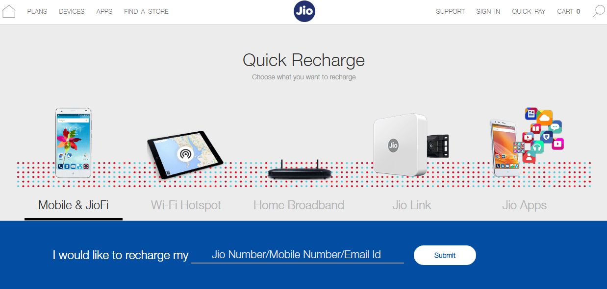 Jio Home Broadband, Jio Link
