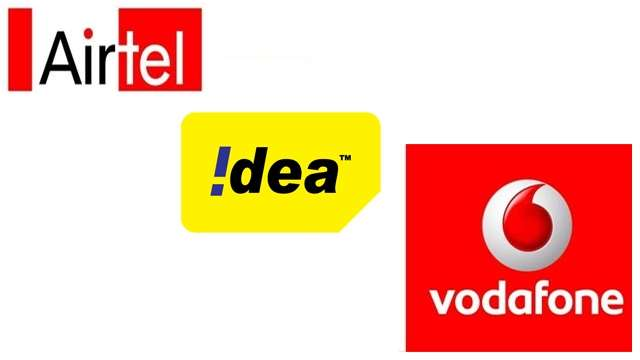 Vodafone, Airtel, Idea Launches Counter Plans to Reliance Jio Dhan Dhana Dhan Offer1