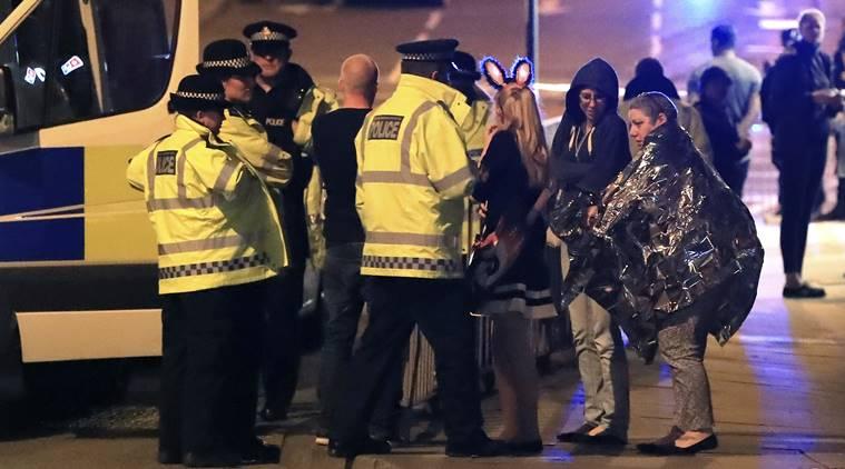 Blast at Ariana Grande concert in Manchester; 19 dead,  50 injured
