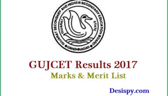 GUJCET Results 2017 Released here – Check Gujarat CET Marks Name Wise, Merit List at gseb.org