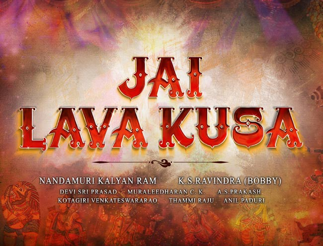 Naidu to Shoot Remaining Half of Jai Lava Kusa