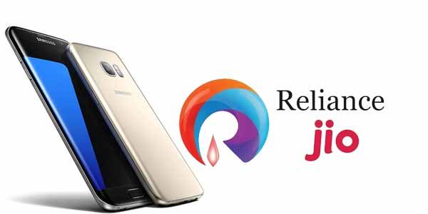 Reliance Jio joined with Samsung and Offering 448GB Free Data for Galaxy S8 and S8+ users