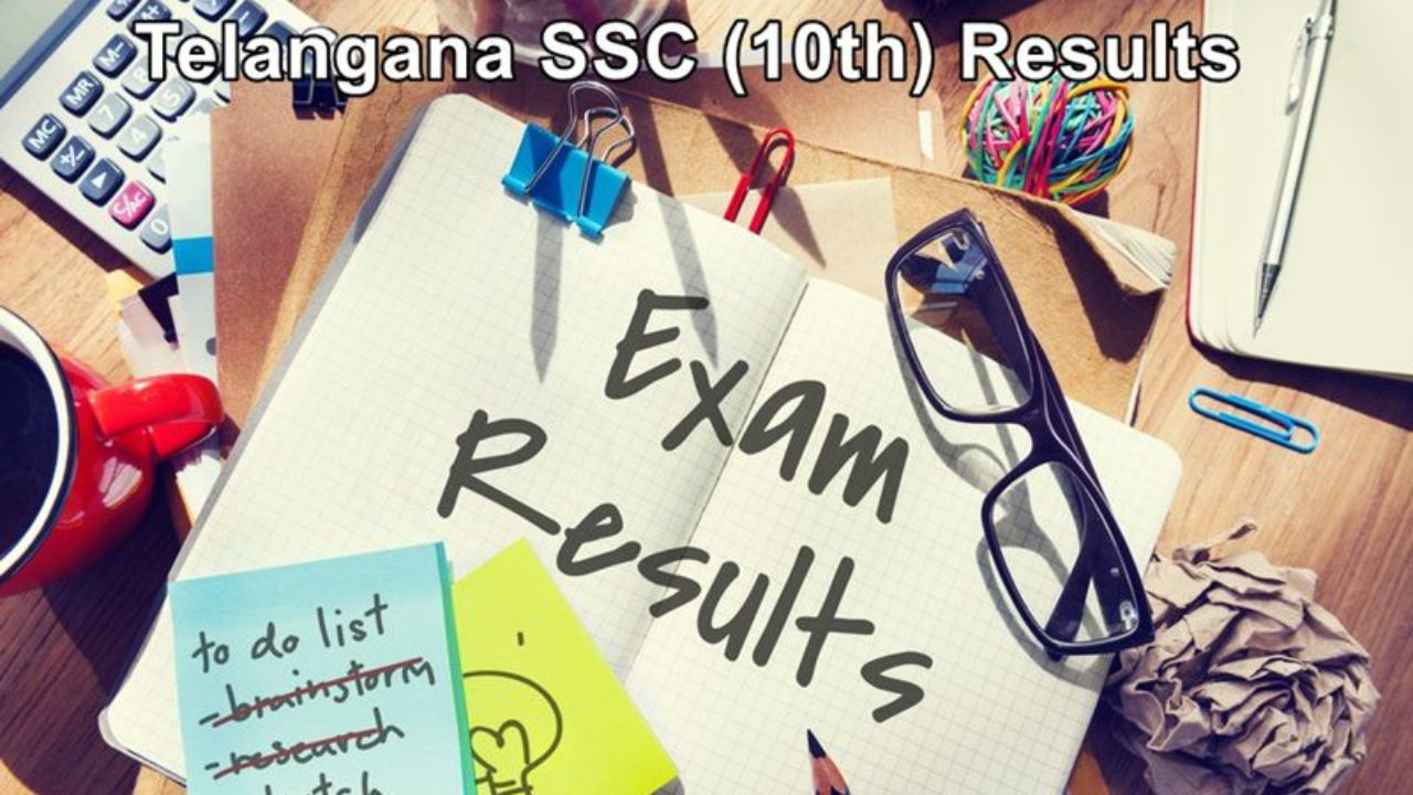 TS 10th Class Results 2018 @ 7 PM - Check Telangana SSC Results With
